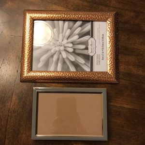 Other - Brand New Picture Frames